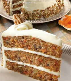 No Bake a Protein Carrot Cake from Muscle and Fitness Hers #snack #fitness #sweettooth
