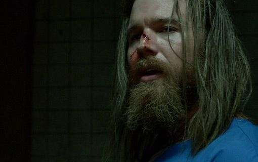 Watch Ryan Hurst bid farewell to Opie...Super cute and sad...I love it when Charlie and Ryan start crying, it's just so sweet!