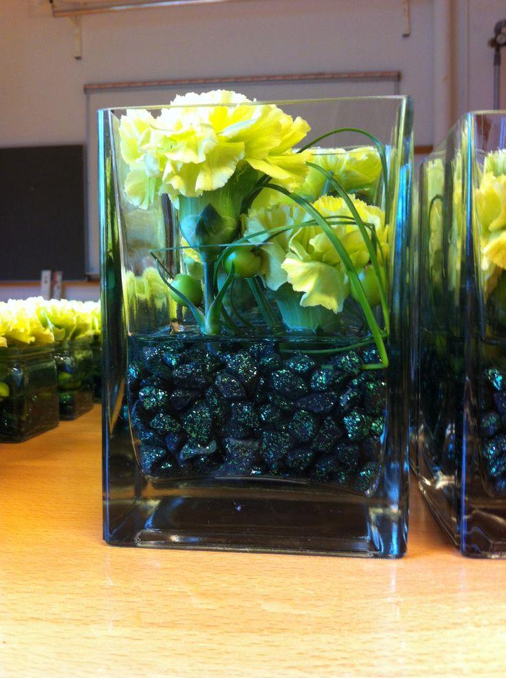 Middels vase