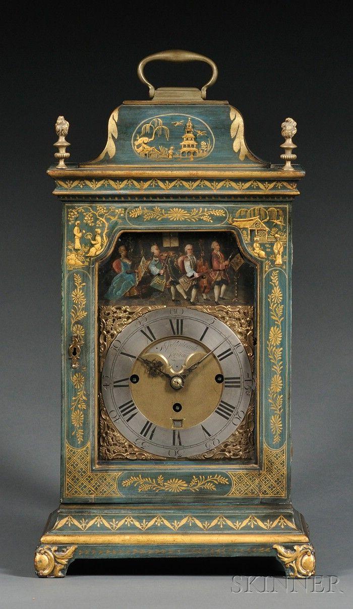 Relojes Francés Inglés antiguo