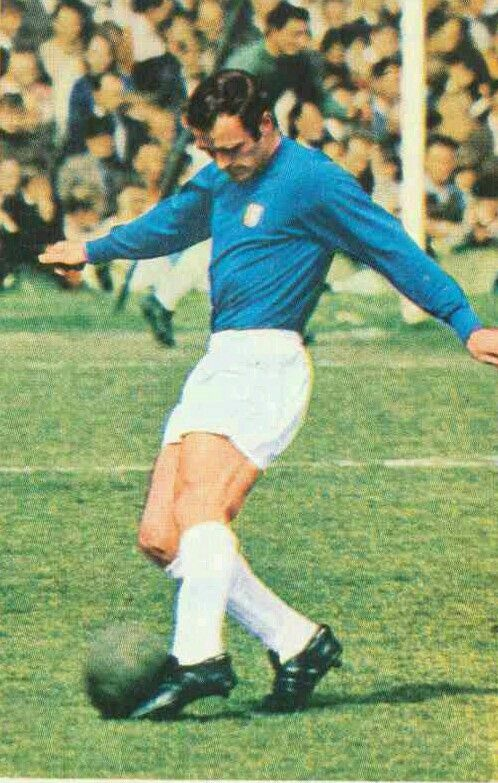 Tommy Carroll of Ipswich Town in 1968.
