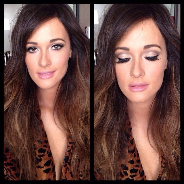 kacey musgraves makeup by carlenek