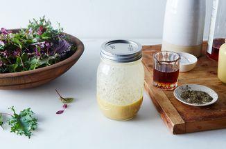 Maple Syrup and Dijon Vinaigrette Recipe on Food52 recipe on Food52