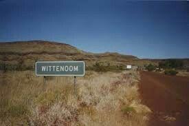 A. Bonnett, Out off  map, Wittenoom