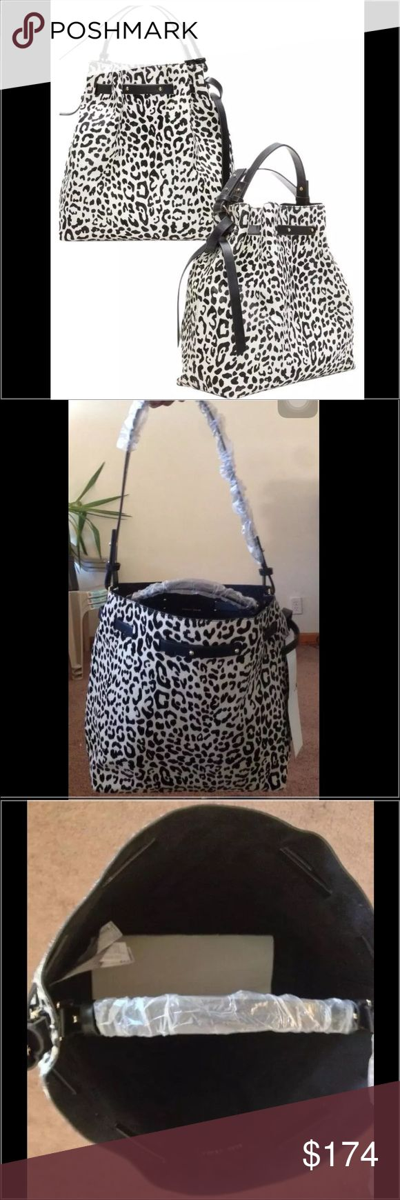 Zara Animal Leopard Print & Leather Large Tote Leopard Animal Print XL Handbag  SOLD OUT Online & In Stores  Bag comes with TWO Strap Options!!!  Composition: Upper  30% POLYURETHANE 70% COW FURSKIN Lining 100% POLYESTER  Bag Measurements:  Height: 13.5 inches Length: 18.5 inches  Bag Depth : 12 inches  Strap Drop option #1: 12 inches  Strap Drop option #2: 3.5 inches Zara Bags Totes