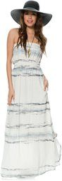 O'NEILL WATERFALL STRAPLESS MAXI DRESS > Womens > Clothing > Dresses | Swell.com
