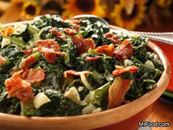 <3 Creamed Collard Greens,,can use this recipe for all greens!
