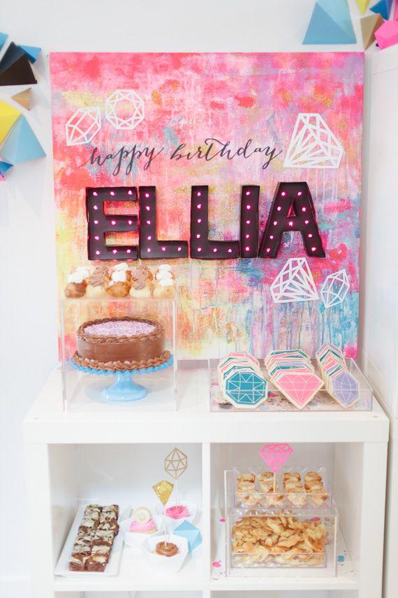 deco letras cumpleaños