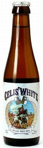 Celis White (Belgian) a Witbier beer by Brouwerij Van Steenberge, a brewery in Ertvelde, *****