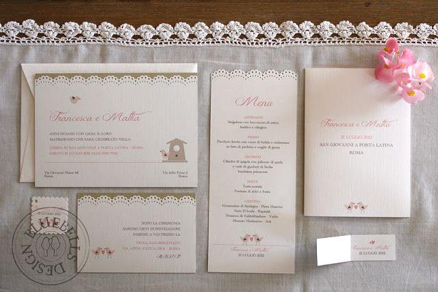 Bluebells Design - Wedding Suite: un  matrimonio Country Chic