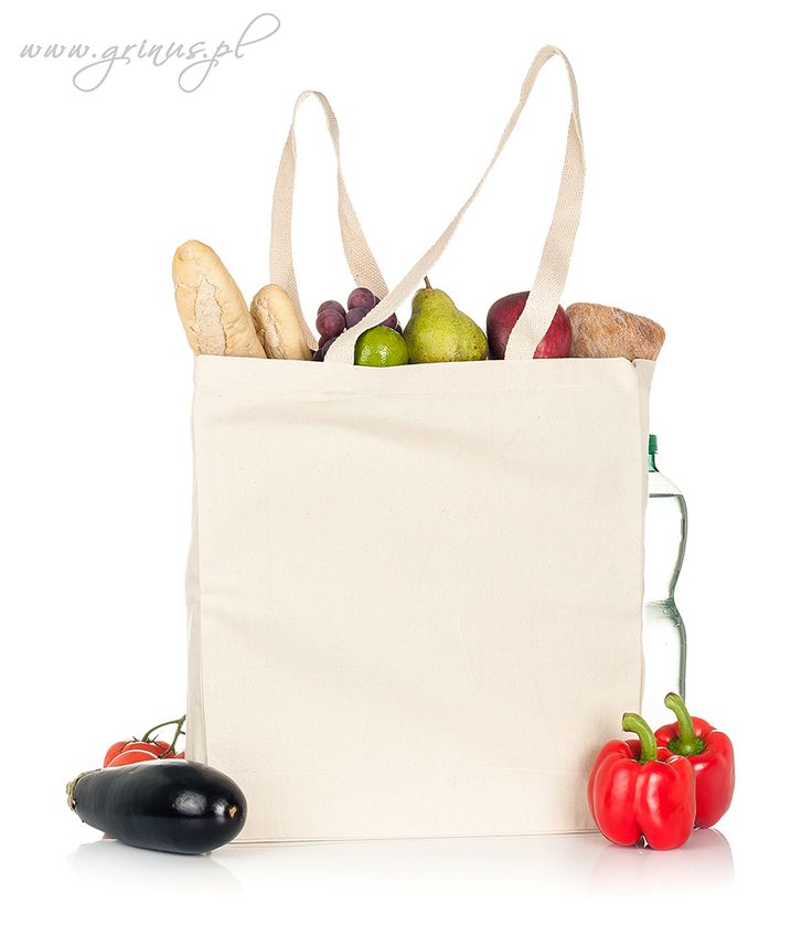 Bag with Food