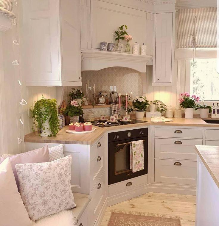 Credit 📷 @mylittleredhouse #kitchendesign #kitc…