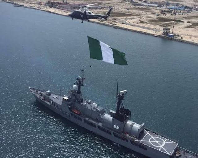 Nigerian Navy To Get More Sophisticated Ships