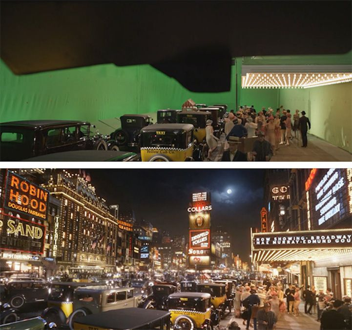 Best Visual Effects Images On Pinterest Visual Effects D - 27 incredible before and after shots of visual effects in film