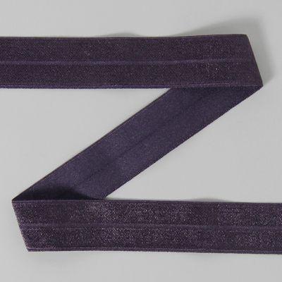 Elastická lemovka 867 (20)  - Polyamid - Elastan - barva lilku