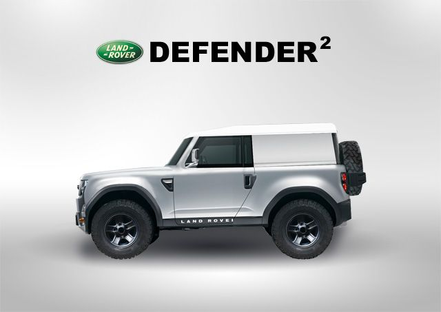 DEFENDER2.NET - View topic - SCOOP - New Defender DC100
