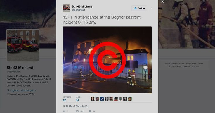 UK Photographer Sues Sky News for Embedding Photo Tweet in Article