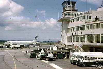 Dublin airport 1961
