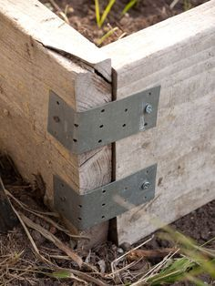 1000 ideas about cheap raised garden beds on pinterest - How to build a raised garden bed cheap ...