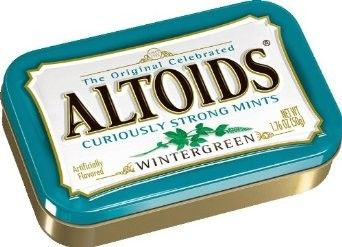 Altoids Wintergreen - 12ct from CandyStore.com