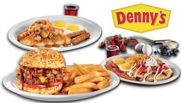 50% Off Homestyle Breakfast, Lunch, Dinner and More at Denny's at 7 Locations (Up to $15 Value) http://ginaskokopelli.com/50-off-homestyle-breakfast-lunch-dinner-and-more-at-dennys-at-7-locations-up-to-15-value/
