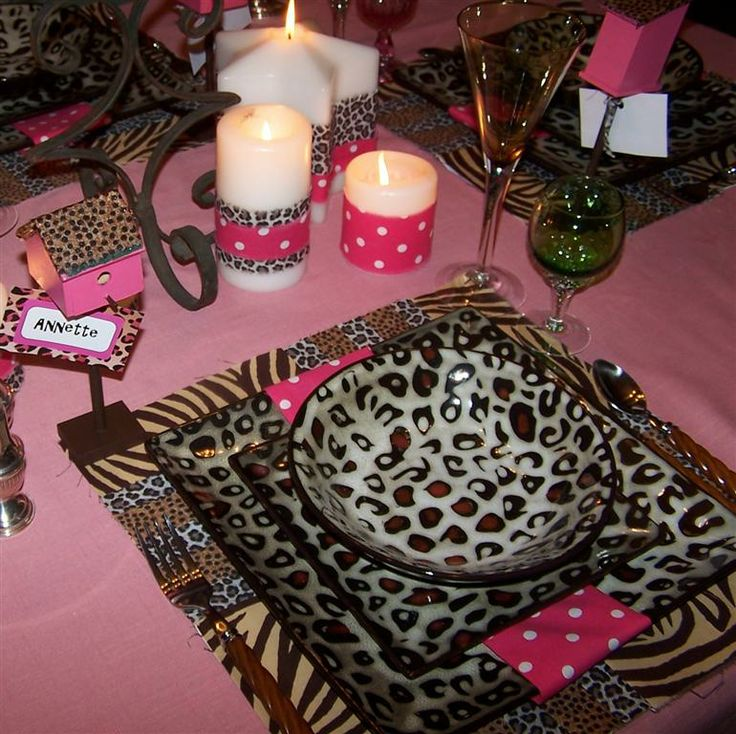 17 best ideas about leopard print party on pinterest. Black Bedroom Furniture Sets. Home Design Ideas