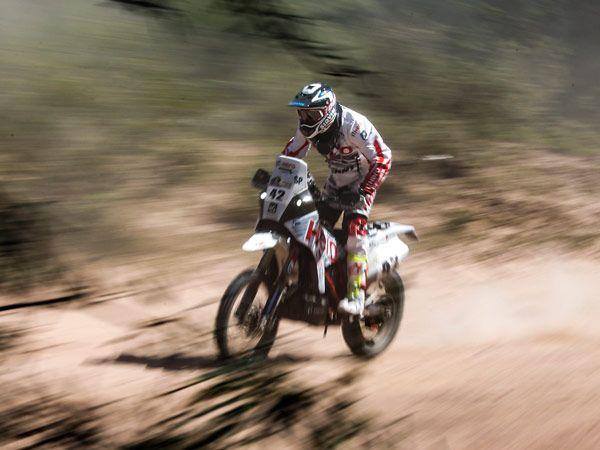 Dakar 2017: CS Santosh, Aravind KP And Stage 2 Updates