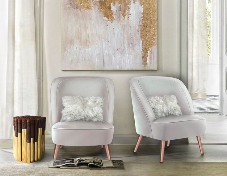 Godard Armchair - Find more amazing ideas and outstanding furniture pieces at www.ottiu.com