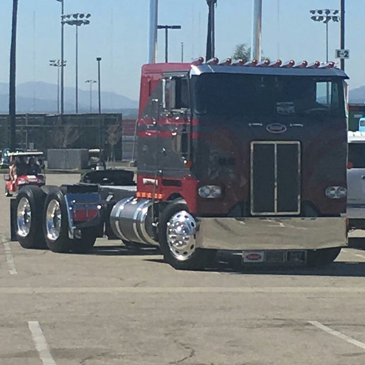 Best Large Cars Images On Pinterest Peterbilt Trucks Big