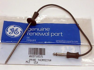 GE Microwave Oven Meat Temperature Probe WB20T10025 AP3993938 PS1481047