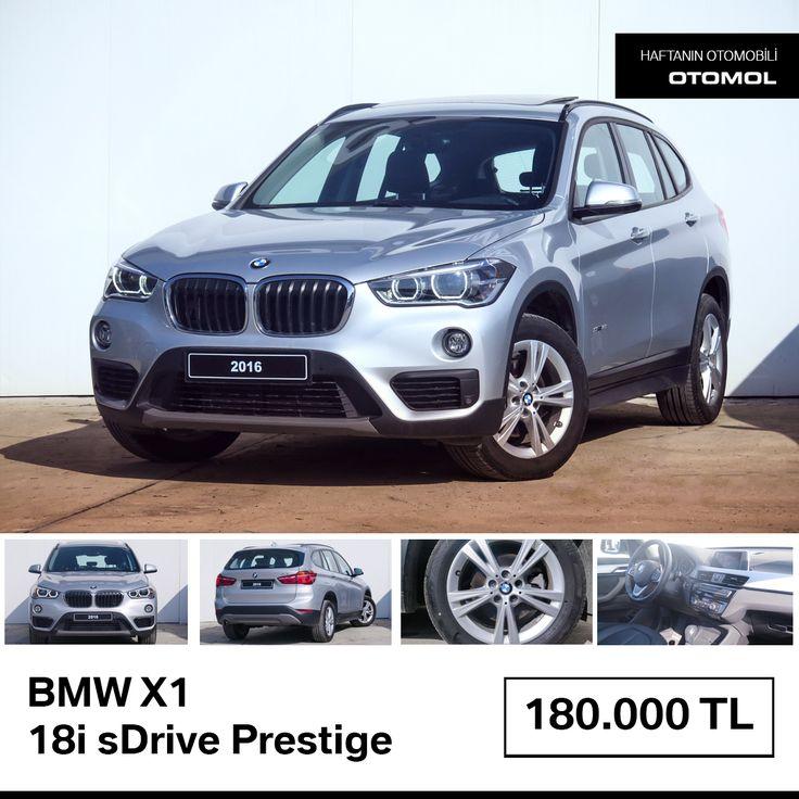 HADİ X BİR YERE GİDELİM. Haftanın otomobili : BMW X1 18i sDrive Prestige Detaylar : https://goo.gl/CTQSH4