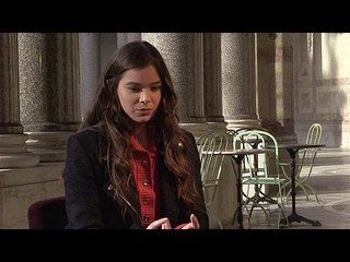 3 Days to Kill: Hailee Steinfeld Interview --  -- http://wtch.it/5E5al