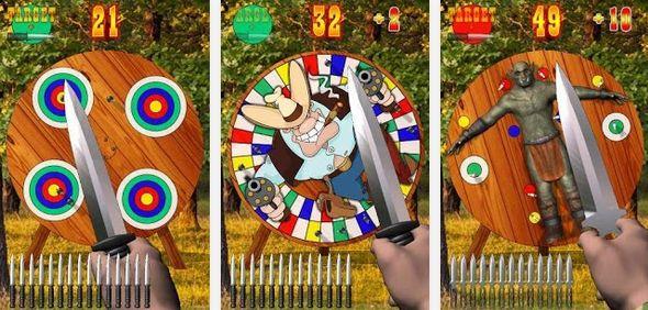 Si alguna vez has imaginado lanzar cuchillos de la misma forma que se hace en los espectáculos de circo o en las ferias, entonces Throwing Knife 2 para Android es el juego que estabas buscando, con la enorme diferencia que los riesgos para la salud no existen. El objetivo del juego es bastante simple en teoría, no tanto en la practica; tienes que golpear todos los objetivos que se te presenten con los cuchillos, los cuales deberás lanzar hacia una rueda de madera que se encontrará en…