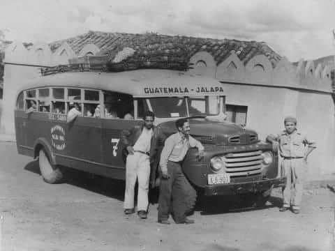 #chickenbus #jalapa #retro #guatemala #circa1960 Nostalgia Vehicles Retro