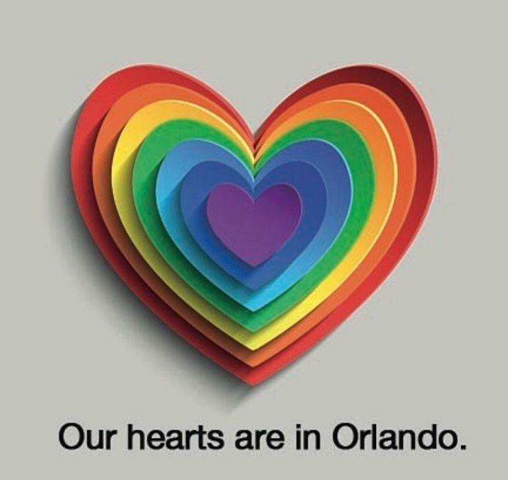 Pray for Orlando #loveislove # lgbt