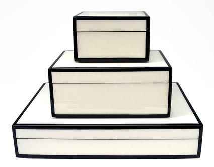 Stackable Boxes Home Decor 103 Best Boxes Images On Pinterest  Boxes Decorative Boxes And