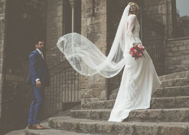 Modern vintage bruiloft in Barcelona | ThePerfectWedding.nl