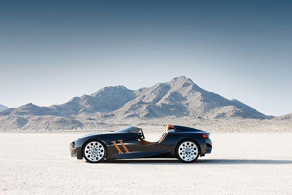 BMW 328 Hommage Concept: Automoto