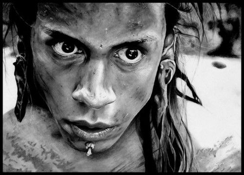 Rudy Youngblood Jaguar Paw Apocalypto Native American Actors