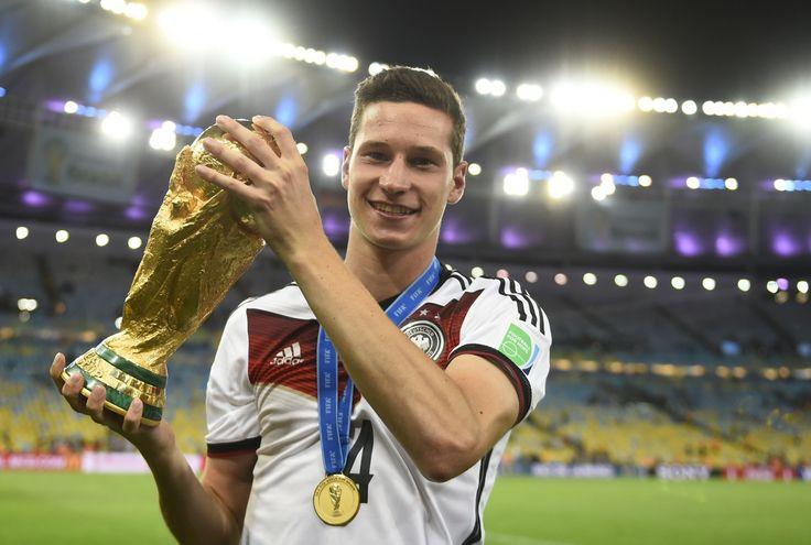 Draxler Bergabung dengan Vfl Wolfsburg dari Schalke | Berita Digital Kalteng