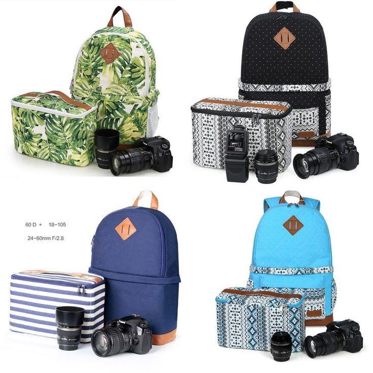 koolertron camera bag for women