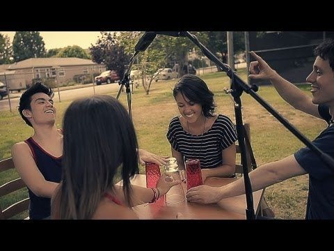 Literally the best Cups remake I have ever seen!!!!!!   CUPS!! - Pitch Perfect - Sam Tsui, Alex G, Kina Grannis, Kurt Schneider - YouTube