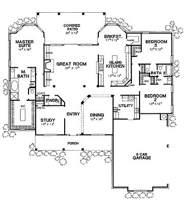 833 Best Home Plans Images On Pinterest European House