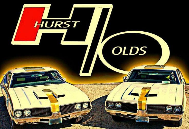 Iconic '69 Hurst/Olds ad