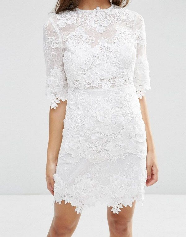 We're talking the perfect day after wedding dress and stunning reception gowns to change into before hitting the dancefloor! If you're on the hunt for a showstopping little white dress (LWD) head to the Mrs2Be blog now!
