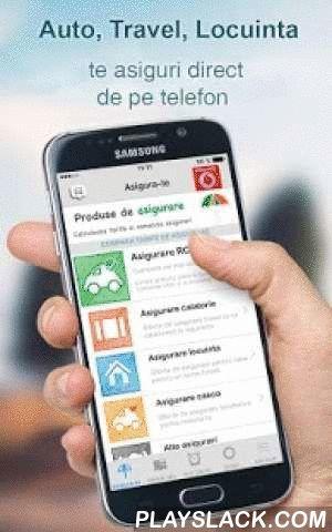 I-Asigurare  Android App - playslack.com ,  i-Asigurare powered by Vodafone******************************i-Asigurare este singura aplicatie completa de asigurari din Romania. Cu i-Asigurare inchei direct de pe telefonul mobil asigurari auto (RCA), asigurari travel si de locuinta. Setezi alerte si primesti notificari auto (expirare asigurare RCA, CASCO, expirare ITP, ROVINIETA).Verifica periodic pagina de promotii din aplicatie ca sa fii la curent cu ofertele si reducerile noastre.• Compari…
