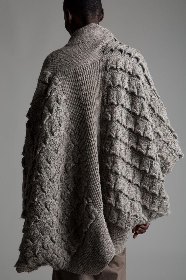 Vintage Issey Miyake Cocoon Sweater