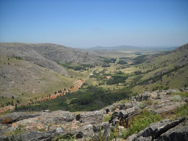 Sierra de la Ventana, Pcia. Bs.As. Franco Evangelista.