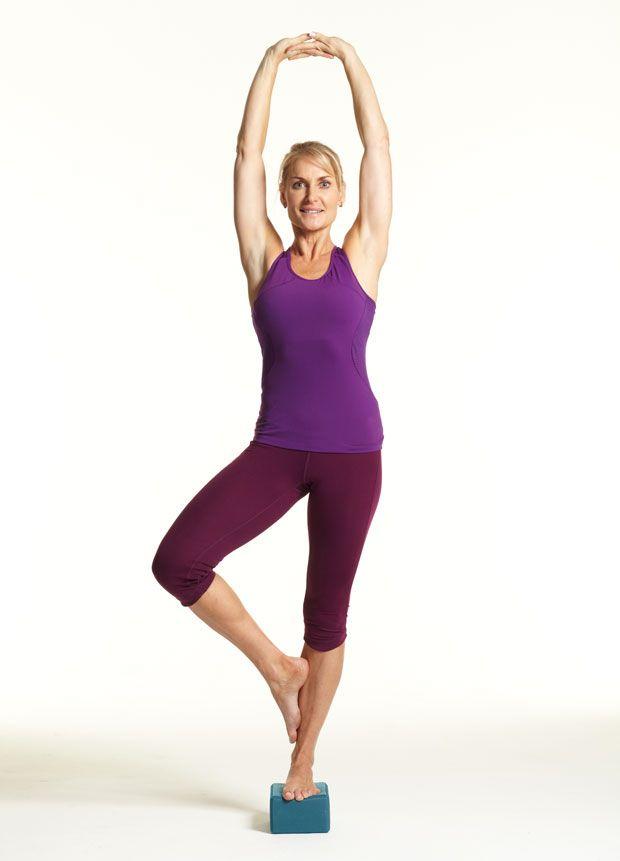 8 exercises to build incredible balance.