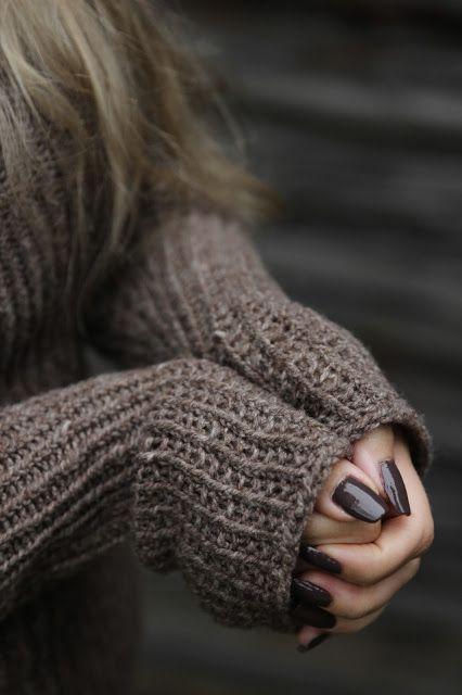 Missä neuloimme kerran: Hiplee by Anna Johanna